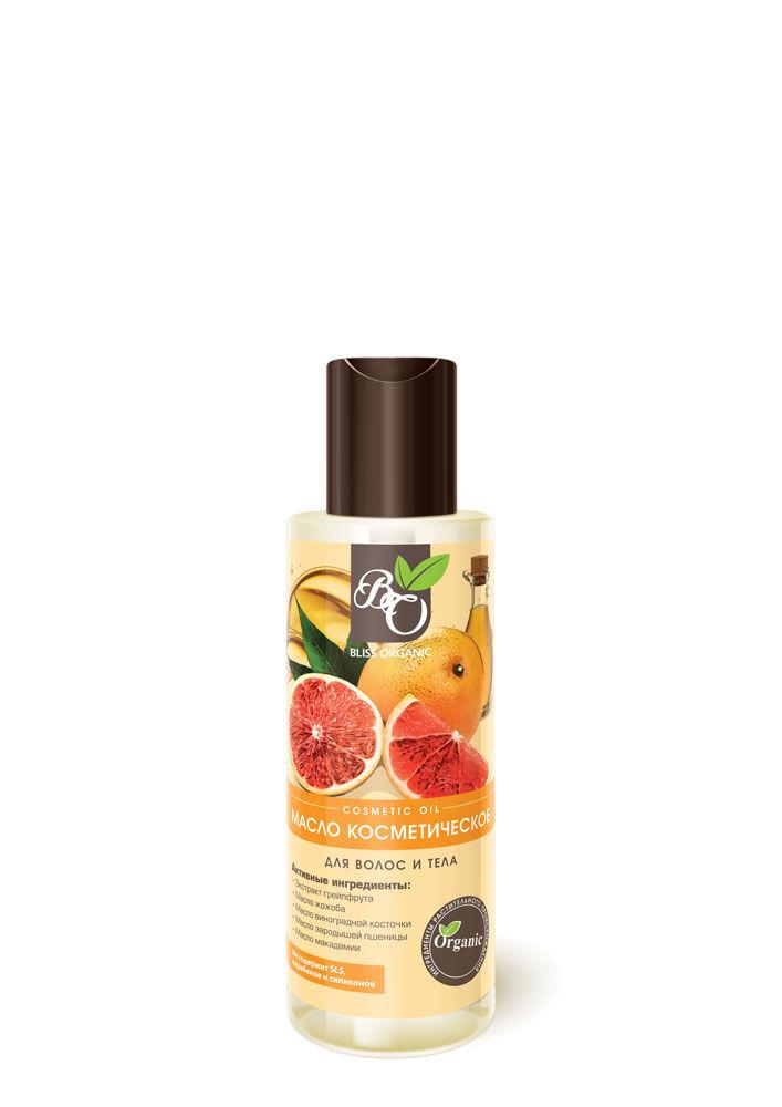 Косметическое масло для кожи тела