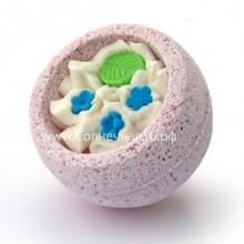 """Десерт-шарик  для ванн комбинированный """"Незабываемая"""""""