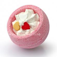 """Десерт-шарик  для ванн комбинированный """"Чувства"""""""