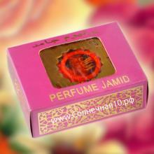 (А-Н) Духи натуральные масляные/ сухие MUSK PERFUME JAMID / Джамид / жен / 50гр /ОАЭ/ Al Haramain