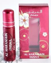 (А-Н) Духи натуральные масляные AL HARAMAIN  HUSNA / Аль-харамайн хусна / жен / 10мл / ОАЭ/ Al Haramain