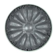 """Тени минеральные для век, тон №1224 (""""Alluminium""""), сатиновые"""
