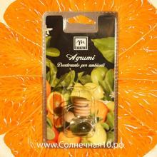 Арома-диффузер AGRUMI (апельсин) для автомобиля, 3 мл