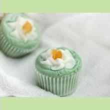 """Десерт для ванн тающий """"Ананас"""""""