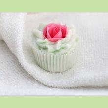 """Десерт для ванн тающий """"Роза"""""""