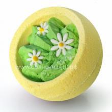 """Десерт-шарик  для ванн комбинированный """"Нежность"""""""