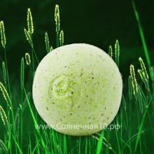 "Бурлящий шарик для ванн (""бомба"") ЛУГОВЫЕ ТРАВЫ, 160 гр."