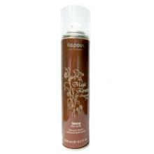 Лак аэрозольный для волос сильной фиксации с кератином «Magic Keratin»