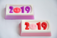 """Мыльное ассорти новогоднее """"2019"""""""