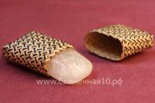 Кристалл свежести 70 гр/1 шт/ в футляре из пальмы Пандан /арт 107
