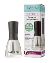 LIMONI Основа и покрытие Top Shine Защита+Ультраблеск 7 мл (в коробке)