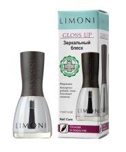 LIMONI Основа и покрытие Gloss Up Зеркальный блеск 7 мл (в коробке)
